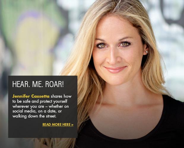 Jennifer Cassetta blog article Hear. Me. Roar!