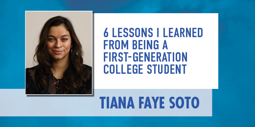 6 Lessons I Learned From Being a First-Generation College Student