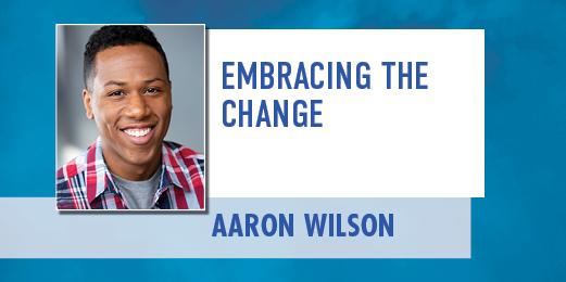 Embracing the Change