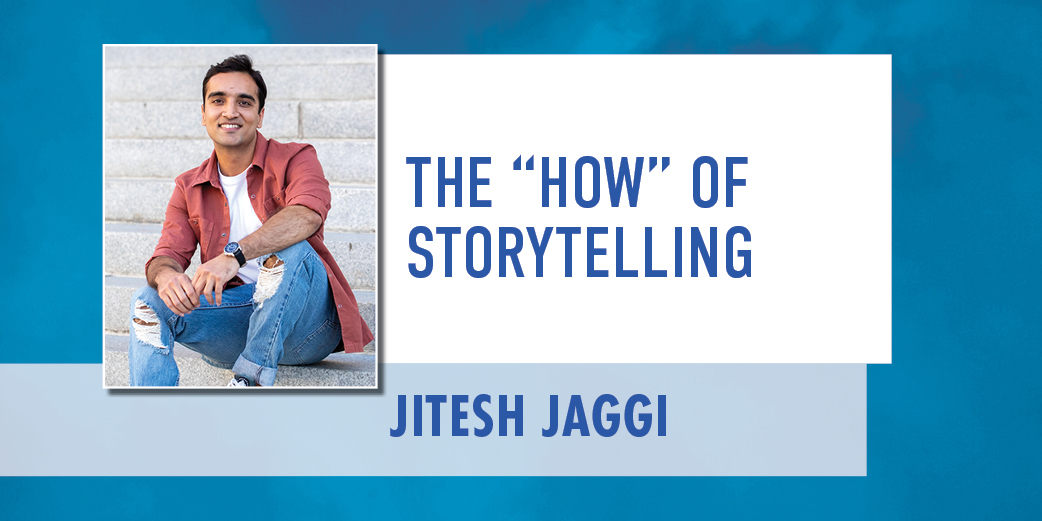 """The """"How"""" of Storytelling"""