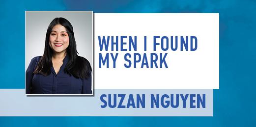 When I Found My Spark