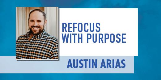 Refocus with Purpose in 2021