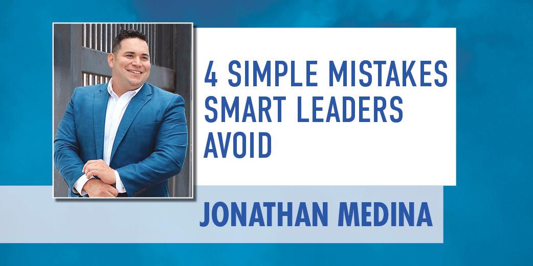4 Simple Mistakes Smart Leaders Avoid