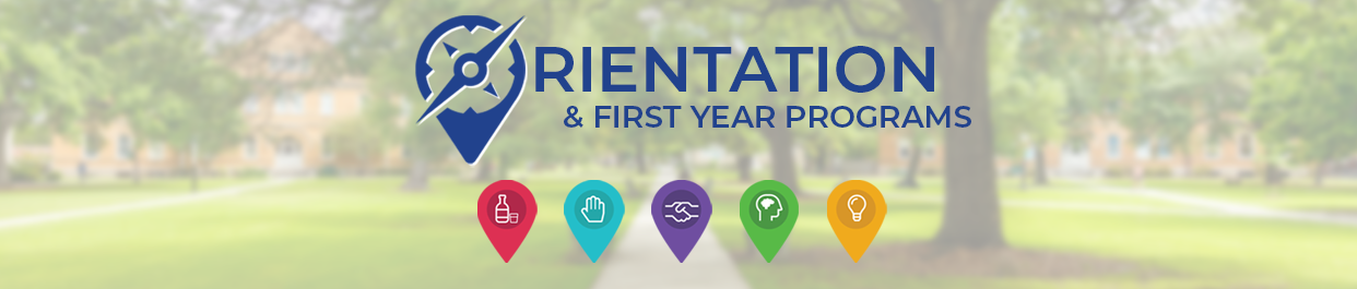 Orientation & First-Year Experience Speakers