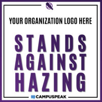 Stands Against Hazing