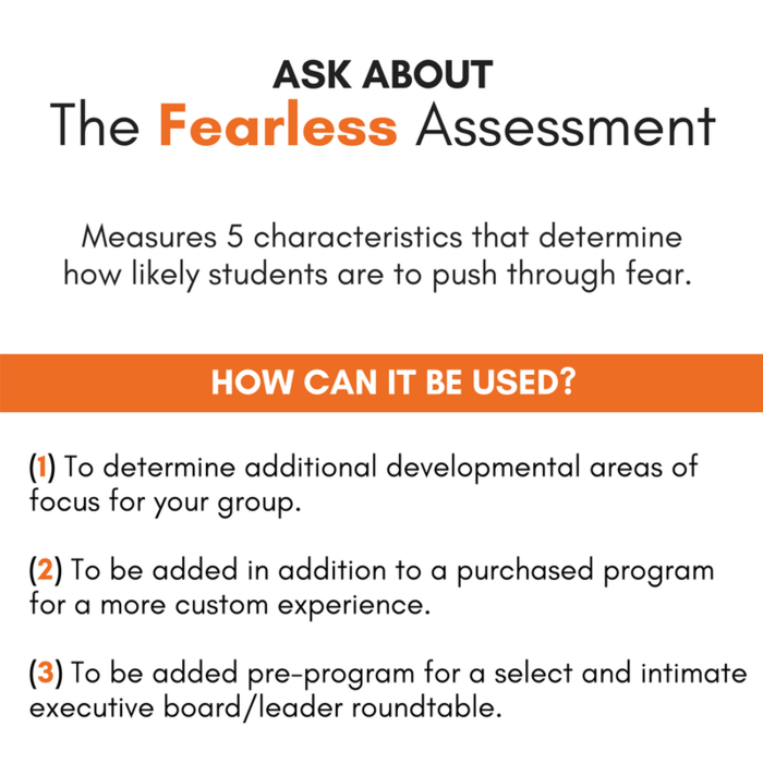 fearless assessment